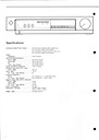 C-06 Pre-Amplifier Service Manual pg2