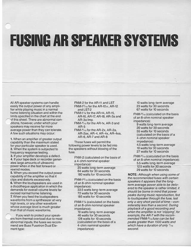 Fusing AR Speaker Systems Page 1 - 8_77