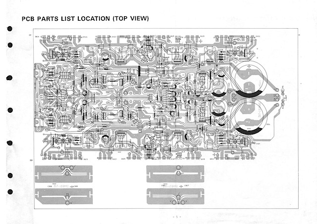 p 10 power amplifier service manual pg6 the classic speaker pages rh classicspeakerpages net honda power equipment service manuals power amplifier service manual