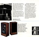AR Truth in Listening Brochure (1977) pg11