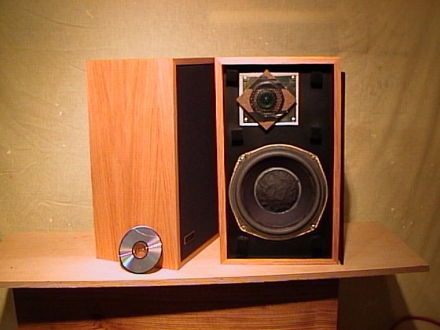 smalladvent the classic speaker pages. Black Bedroom Furniture Sets. Home Design Ideas