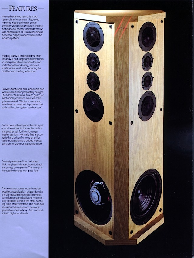 Allison IC20 Brochure pg3 | The Classic Speaker Pages